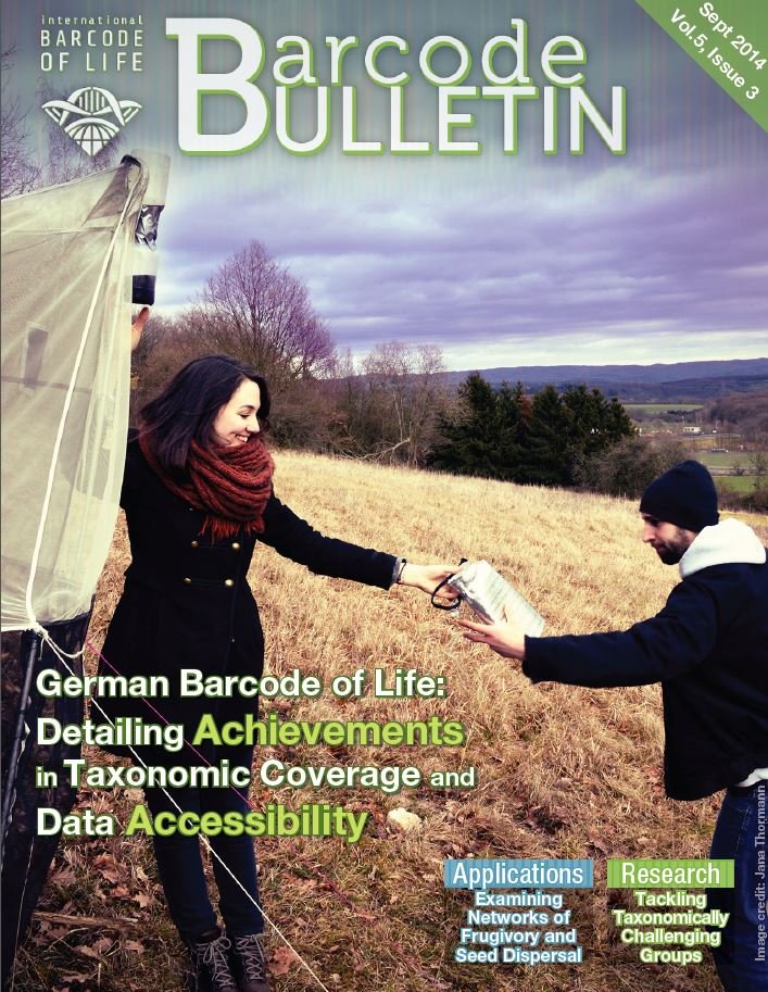 Bulletin Sept 2014 Title Page
